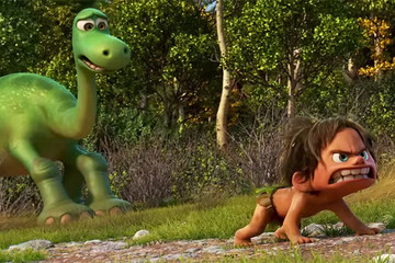 Watch the First Full Trailer for 'The Good Dinosaur'