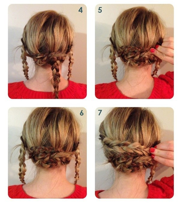 Wedding Hairstyle You Can Do Yourself: Create The Braided Updo Of Your Dreams