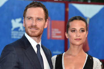 Michael Fassbender and Alicia Vikander Have Officially Tied the Knot!