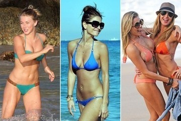 Best Bikini Bodies - Winter Edition