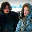Jon Snow & Ygritte ('Game of Thrones')