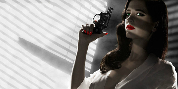 Eva Green and Her Boobs Steal the Show in 'Sin City: A Dame to Kill For'