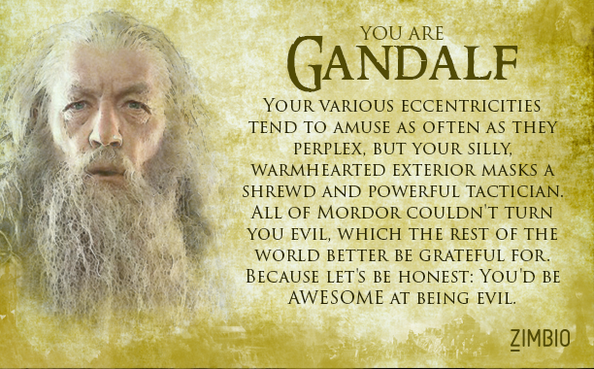 "an analysis of the movie the lord of the rings and the character of gandalf Here are 20 most powerful beings in lord of the rings, ranked 20 treebeard  gandalf calls treebeard the ""oldest living thing that still walks beneath the sun   originally named aiwendil, meaning bird-friend, he was renamed  once  again, círdan is a strong character mostly left out of the movies due,."