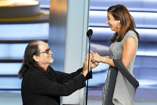 OMG A WEDDING PROPOSAL Just Happened At The Emmys!