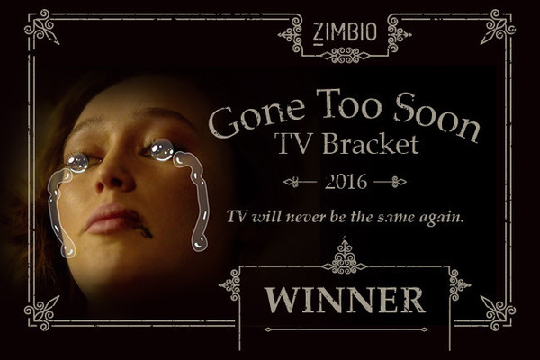 Lexa Wins Zimbio's Gone Too Soon: 2016's Saddest TV Death