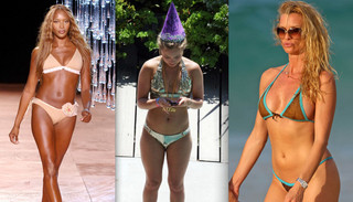 Celebrity Bikini Battle - Divas
