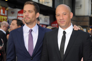 Paul Walker's Brothers Are On Set with Vin Diesel for 'Fast & Furious 7'