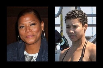 Queen Latifah Dating History