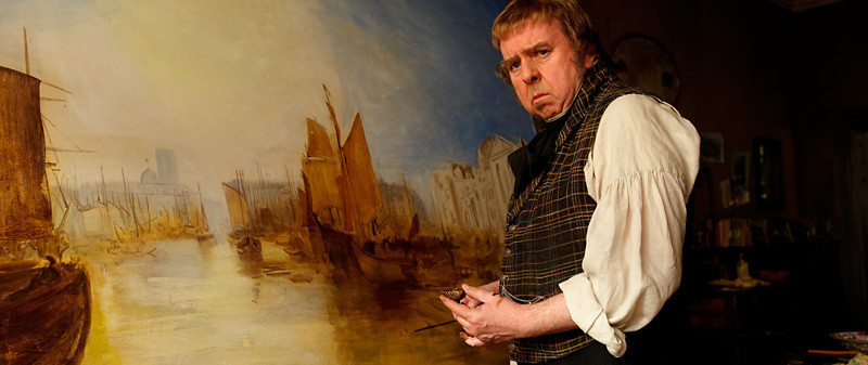 Timothy Spall in 'Mr. Turner.'