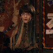 Dumbledore could see Harry when Harry was using the invisibility cloak.