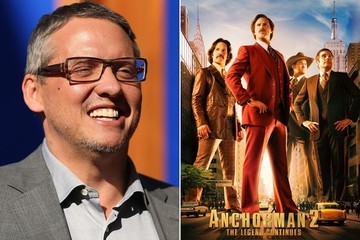 'Anchorman 2' Director Adam McKay Recasts the Movie, Reveals Blu-ray Details