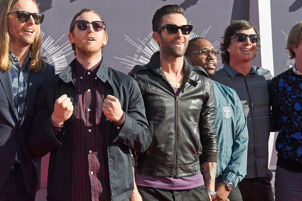 Maroon 5 Playing The Super Bowl Halftime Is Boring, But Maybe That's The Point