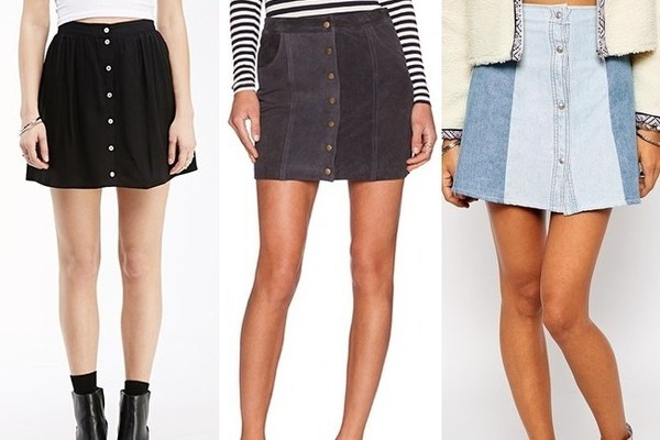 The Vintage-Inspired Skirt Celebs Can't Get Enough Of