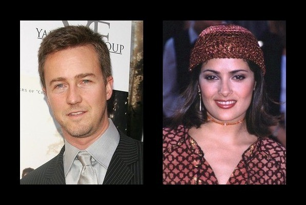 Ed norton dating history