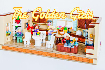 'Golden Girls' and 5 More Pop Culture LEGO Ideas That Could Actually Happen