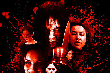Ranking Female Horror Movie Villains From Best To Worst