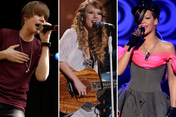 Stars of the Summer in Music