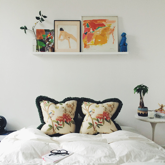 Bedroom makeover | Lonny.com