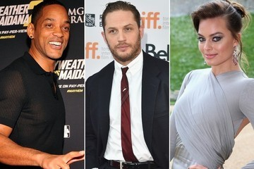 Will Smith, Tom Hardy, Margot Robbie May Join DC Movie Universe