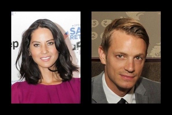 Olivia Munn is dating Joel Kinnaman