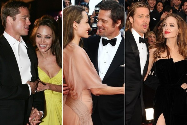 37 Times Brad & Angie Looked Like They Would Last Forever