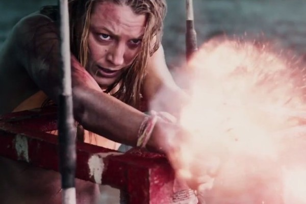 Watch Blake Lively Fight a Shark in New Trailer for 'The Shallows'