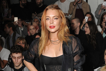 Lindsay Lohan Was Reportedly Slapped After She Accused A Family Of 'Trafficking Children'