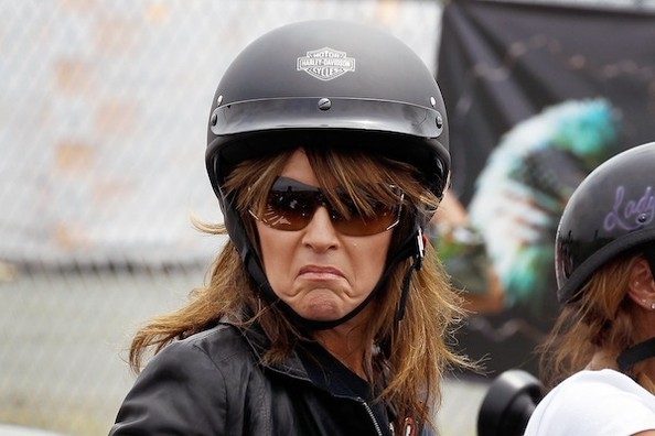 Famous People Sarah Palin Doesn't Like