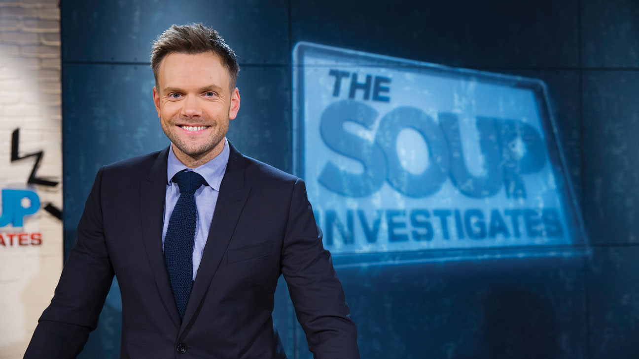 'The Soup' with Joel McHale Has Been Canceled