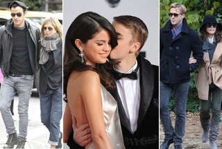 Hottest Hollywood Hookups 2011