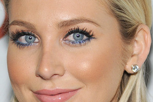 Nars 'Kitty' Eyeliner Brings out Stephanie's Baby Blues