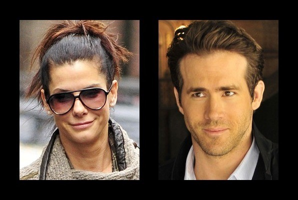 Sandra Bullock was rumored to be with Ryan Reynolds