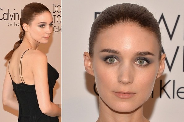 Rooney Mara Debuts Two New Sleek Hairstyles at NYFW: Which One Is Your Favorite?