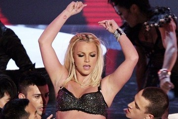 Britney Spears' 2007 VMAs Comeback Is Nothing Compared to This Year's