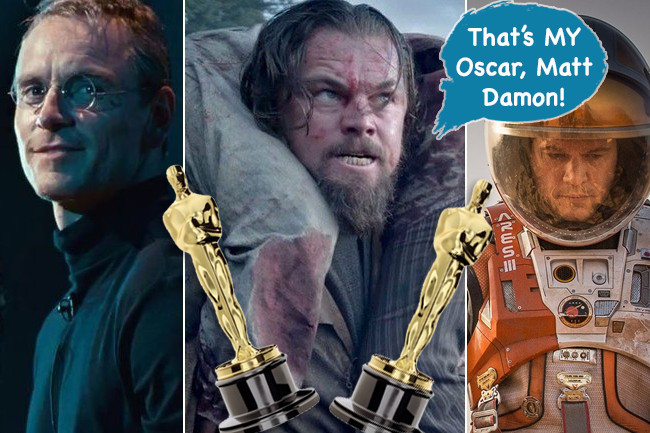 4 Actors Who Could Steal Leonardo DiCaprio's Oscar for 'The Revenant'