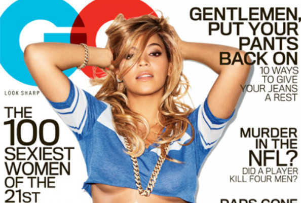 Beyonce's Sexy 'GQ' Cover, The Latest on H&M's New Line, and More Fashion News