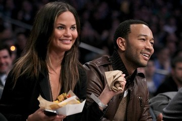 Chrissy Teigen's in Love With Food