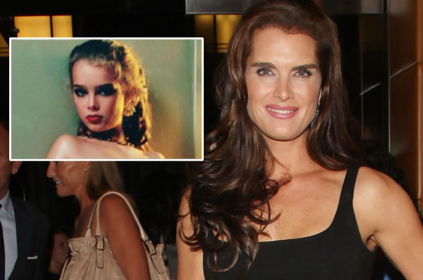 Know, brooke shields old