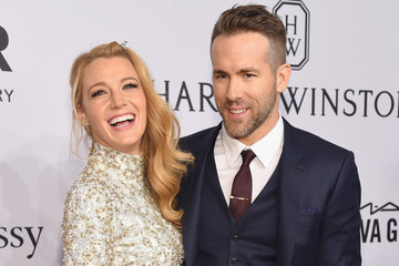 Blake Lively and Ryan Reynolds Are Too Cute at the 2016 amfAR Gala