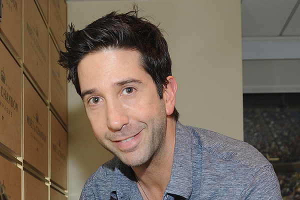 David Schwimmer Responded To His British Burglar Doppelgänger In The Best Way