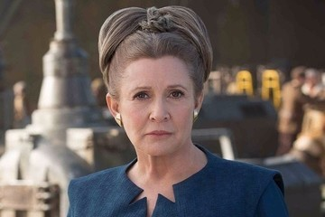 'Star Wars: The Last Jedi' Is Dedicated to Carrie Fisher and We Are Not Okay