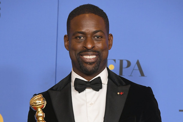 Sterling K. Brown: 'I Am Being Seen for Who I Am'