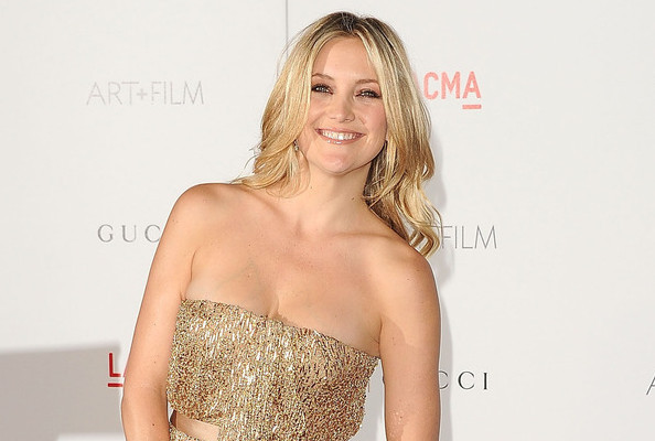 Kate Hudson Is the New Face of Ann Taylor