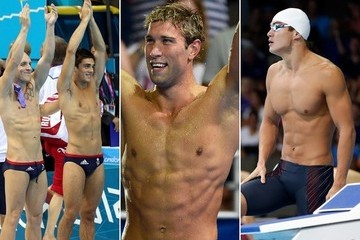 The Most Impressive Olympic Abs