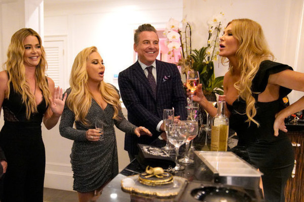 Most Shocking Moments In 'Real Housewives' History