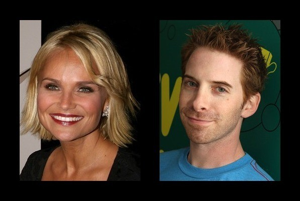 Kristin Chenoweth was rumored to be with Seth Green