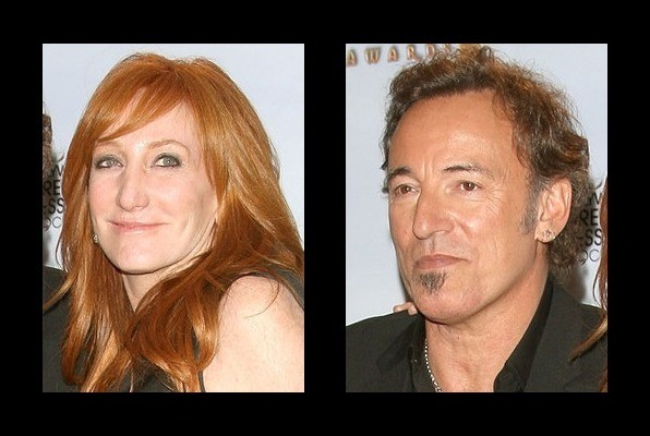 Patti Scialfa Is Married To Bruce Springsteen Patti