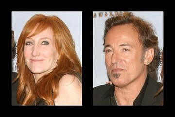 Patti Scialfa Dating History