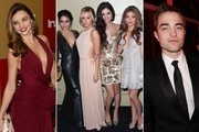The Hottest Golden Globes After Party Pics