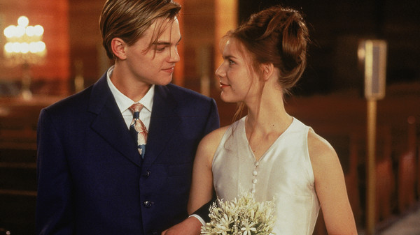 Claire Danes was cast as Juliet because she looked Leonardo DiCaprio in the eye.